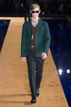 Prada Spring Menswear 2015 Milan