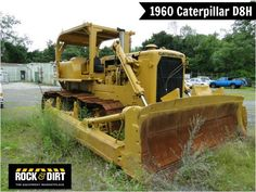 #ThrowbackThursday Check out this 1960 #Caterpillar D8H #Dozer!