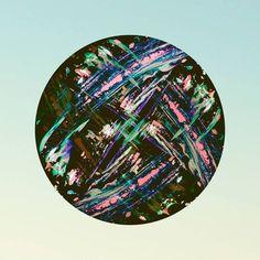 Tropic Circles, by edapollo Cd Cover, Cover Art, Bamboo Shoots, Circles, Tropical