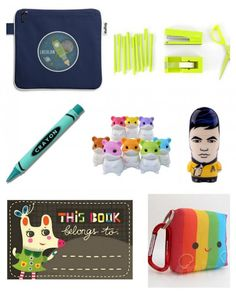 25 super fun school supplies to make going back more fun.