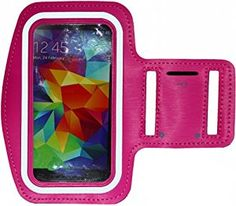 Amazon.com: Running & Exercise Armband for Samsung Galaxy S6 S5 S4 iPhone 6…