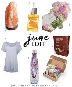 June Edit featuring