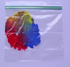 color mixing idea