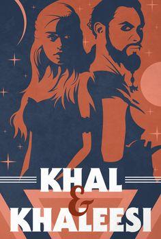 Khal & Khaleesi