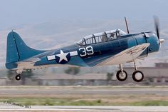 Dauntless, the old workhorse of the US navy