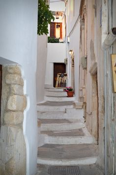 Santorini would be a dream come true.