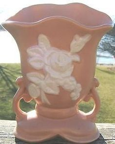 VINTAGE WELLER CAMEO VASE with HANDLES RAISED ROSE  pic.twitter.com/8VTLcpSZbl http://www.ebay.com/itm/VINTAGE-WELLER-CAMEO-VASE-HANDLES-RAISED-ROSE-/160408744892?roken=cUgayN&soutkn=f98TtB via @eBay