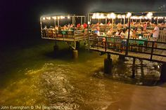 Hua Hin's famous, over-water restaurants
