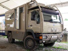 Unicat MAN 4x4 Camper