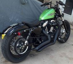 Harley Davidson News – Harley Davidson Bike Pics Sportster 48, Custom Sportster, Harley Davidson Sportster, Harley Davidson Fat Bob, Harley Bikes, Harley Motorcycles, Forty Eight, Motorcycle Clubs, Bobber Motorcycle
