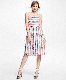 Cotton Printed Dress
