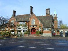 Milton Road: Golden Hind pub