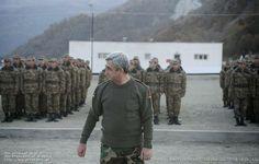 El Presidente de Armenia y el de Nagorno-Karabaj realizan visita conjunta - Soy Armenio