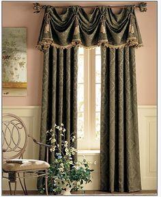 Curtains...