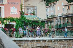 Diário de Viagem - Sul da França - Moustiers Sainte Marie - Travel guide