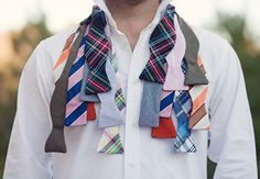 Bow Ties are Like Shoes to Southern Boys. We can never have enough.