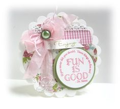 Mojo180 *~*Fun Is Good....Enjoy*~* by va.sunshine - Cards and Paper Crafts at Splitcoaststampers