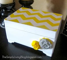 Love this idea I have a toy box I needed to re-do.