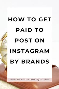 Do you want to learn how to become an Influencer and get paid to post on Instagram? I'm breaking down everything you need to know, including discussing how much money you can make when you have no followers and other frequently asked questions. Click to learn more. #instagram #influencertips #influencer