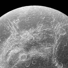 Astrofísica y Física: Dione