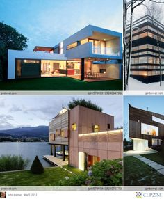 Beautiful Homes I'd Love to Live In