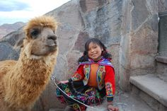 Welcome to Peru! The people of Peru are warm and welcoming and excited ...