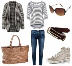 #outfit Schick durch den Tag ♥ #outfit #outfit #outfitdestages #dresslove