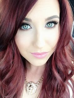 Jaclyn Hill inspired my new hair color. Love her videos!