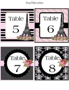 1000 images about paris france theme classroom on for 13 a table paris