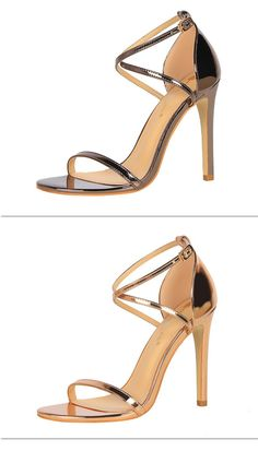 simply southern gold glitter sandals