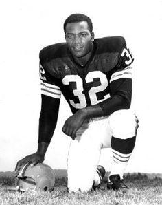 Jim Brown Cleveland Browns