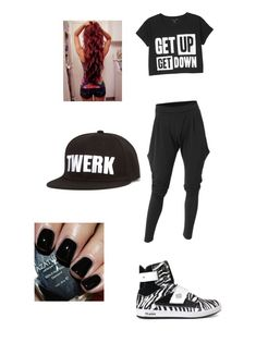 Im hip hop outfit thoo