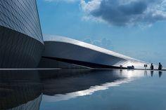 Den Blå Planet, Aquarium, Kopenhagen | by Peter Westerhof