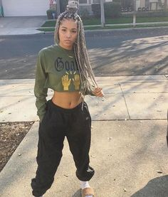Best Baddie Outfits Part 12 Tomboy Outfits, Chill Outfits, Cute Swag Outfits, Tomboy Fashion, Dope Outfits, Streetwear Fashion, Teen Fashion, Fashion Outfits, Fashion Styles