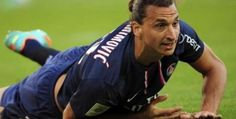 Ibrahimovic injury away from PSG for an indefinite period