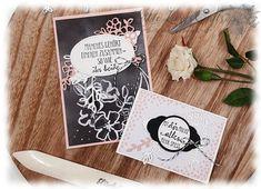 Zeig mal her Hochzeitskarte Blütentraum Stampin' Up!
