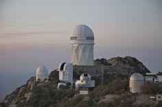 Kitt Peak National Observatory - Arizona