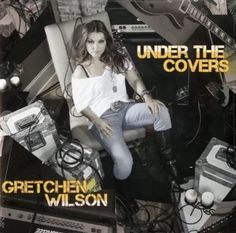 Gretchen Wilson Under The Covers Sealed Vinyl LP Country -Journey Seger Zeppelin #CountryRock