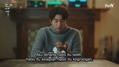 Drama Quotes, Drama Memes, Drama Korea, Korean Drama, Quotes Galau, Funny Kpop Memes, Gong Yoo, Im Happy, Goblin