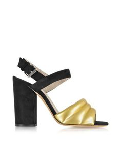marc jacobs sandales bicolores #designer #sandals #marcjacobs #shoes #covetme