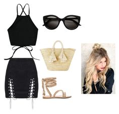 """""""Summer fashion"""" by puskaseniko on Polyvore featuring Giselle"""