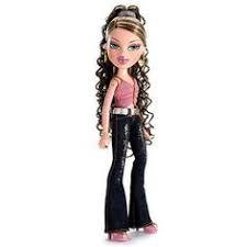 Bratz Doll White Curly Hair Busqueda De Google In 2020 Bratz Doll Brat Doll Bratz Girls