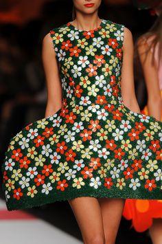 Agatha Ruiz de la Prada at Milan Spring 2009 (Details)