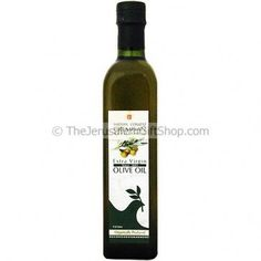 Organic Extra Virgin Olive Oil from the Bethlehem Convent.