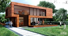 #modern #home | Alexander Jidkov
