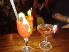 Bloody Mary, Sweet Martini Cocktail