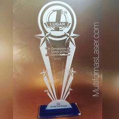 """""""Ganar no lo es todo. Pero querer ganar si."""" Vince Lombardi. http://ift.tt/2aWtKdP  Seguimos trabajando con todo para ofrecer el mejor servicio y productos de la mas alta calidad en #cortelaser y #grabadolaser de #acrilico síguenos por aquí @multiformaslaser para conocer mas acerca de nuestros trabajos personalizados #trofeosdeacrilico #reconocimientosdeacrilico #medallasdeacrilico"""