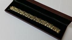 Vintage Armschmuck - Armband Shabby Vintage Blüte Silber 925 alt SA228 - ein…