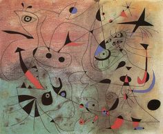 Constellation the Morning Star, 1939 by Joan Miro