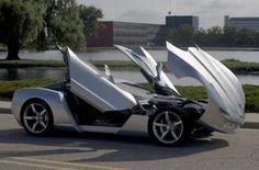 Now that's a Corvette!